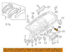 NISSAN OEM Dash Cluster Switch-Ring Protector 253369B910
