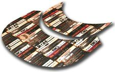 Brimskins 2 Tapes Snapback Cap Fitted Bezug Brim Skin Sticker Customizing custom