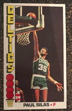 1969 Topps Chewing Gum Nba Paul Silas #3