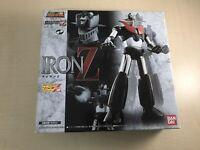 Soul of Chogokin GX-07I Mazinger Angel Z Iron Z Magazine Limited