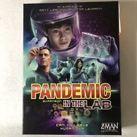Pandemic In The Lab Expansion Cooperative Board Game Z-Man Family Night Games