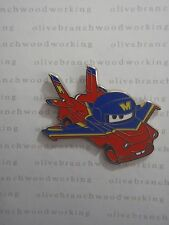 2013 Disney D23 Expo Pixar Cars AIR TOW MATER Short Films Mystery Collection Pin