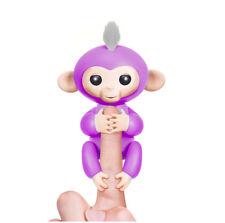 Mia Mini Interactive Fingerlings Baby Monkey Hanger Toy Gift Finger Motion Hand