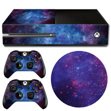 Nebula Pattern Skin Sticker Cover+ Kinect Decal For Xbox One Console Controller