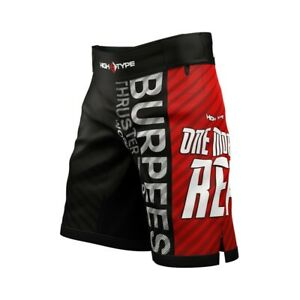 HighType Cross Shorts 'One More Rep' High Quality Made in EU