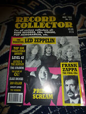RECORD COLLECTOR MAY 1994 LED ZEPPELIN