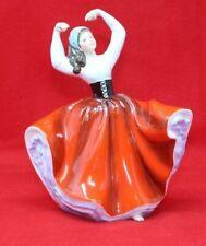 Vtg 1981 Royal Doulton Porcelain China Figure Karen Hn2388 By Peggy Davies