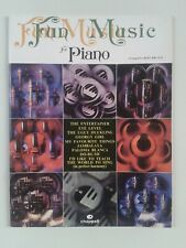 FUN MUSIC FOR PIANO by BERT BREWIS