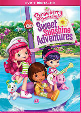 Strawberry Shortcake: Sweet Sunshine Adventures (DVD, 2016) SKU 200