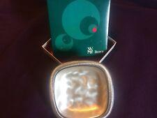 VINTAGE WMF-IKORA Marked 9/72 6283 SILVER FOOTED TRAY SILVERPLATE Original Box!