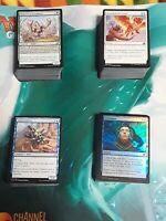 Ikoria: Lair of Behemoths 620 Card Common/Uncommon Lot - Magic: The Gathering NM