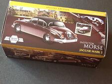 Jaguar Mark 2 MK. II Inspector Morse Sergeant Lewis Model Icons 701001 used 1:18
