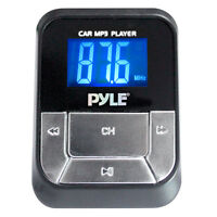 Mobile Car Audio Stereo USB & Micro SD Card MP3 Player FM Transmitter & Remote