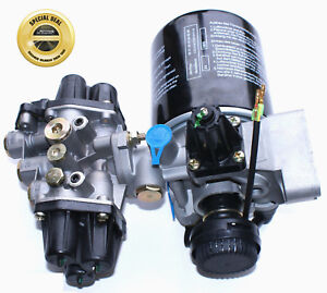 Lufttrocknereinheit Lufttrockner Mehrkreisschutzventil pf. MB Actros Atego