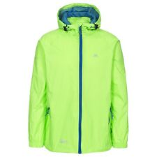 Trespass unisex Qikpac Hombre/Mujer Impermeable Transpirable Plegable Chaqueta