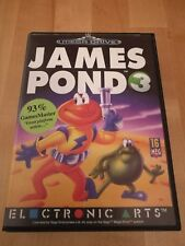 James Pond 3 Megadrive PAL CIB