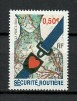 S33900 France MNH 2004 Traffic Safety 1v Joint Issue With Un Geneve
