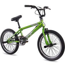"""20"""" Zoll BMX Fahrrad Rad Chrisson Doom 360 Grad Rotor grün Top"""