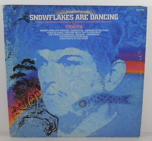 TOMITA Snowflakes are Dancing