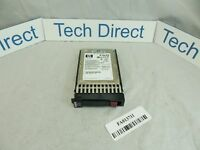 "HP 146GB 3Gbps 15K 2.5"" DP SAS Hard Drive 504064-003 ZZ DH0146BALWN"