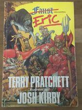 Eric Illustrated Edition Terry Pratchett