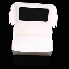 Kraft Paper Cupcake Cake Packing Box Case Wedding Party Gifts Muffin Container
