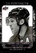 2013-14 Upper Deck Hockey Heroes Joe Pavelski #P-21