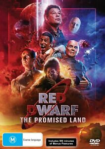 Red Dwarf The Promised Land DVD Region 4 NEW