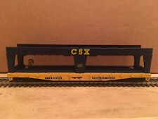 HO Athearn CSX 50' Evans Autoloader Autorack Car Carrier TTX #140191