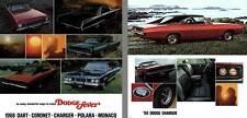 Dodge 1968 - So Many Wonderful Ways to Catch Dodge Fever