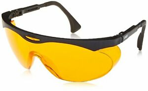 Uvex Skyper Blue Light Blocking Computer Glasses with SCT-Orange Lens - S1933X