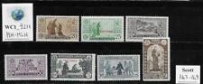 WC1_9211. IT. COL.:ERITREA. 1931 ST. ANTONIO set. Scott 143-149. MH-MLH