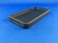 Gelato soft flexible case dark grey for all iPhone 4  for apple 4S genuine I-Luv