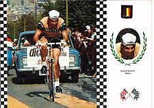 Carte postale édition FISA Ciclismo N°4 : le belge Roger Swerts