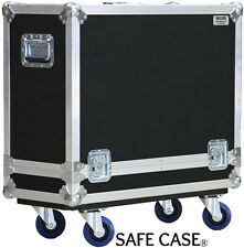 "Ata Safe Case Mesa Lone Star Special 1x12 Combo with free 4"" locking casters"