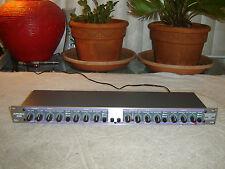 Aphex 109, 4 Band Tube Parametric Equalizer, Eq, Vintage Rack
