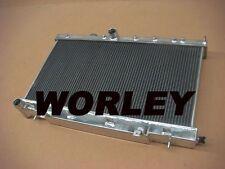Aluminum radiator for Subaru Legacy GT B4 2.5 twin turbo 1999-2004 Manual