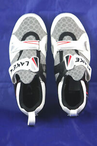 Lake Triathlon-Rennradschuh Tx 222 Gr.40 US 6 Racing Cycling