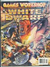 WHITE DWARF MAGAZINE #176 (GAMES WORKSHOP) WARHAMMER 40K! OOP IN MINT CONDITION!