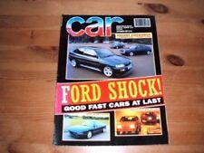 September Cars, 1990s Car Transportation Magazines