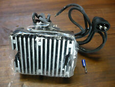 HARLEY-DAVIDSON SOLID-STATE REGULATOR / RECTIFIER, BLACK, BIG TWIN 1989-1999