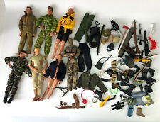 1990s 12� Action Man Figure Doll Weapons Accessories Gi Joe M&C Formative Lot 12