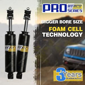 "2"" Lift Front Foam Cell Shock Absorber for Holden Rodeo RA R7 R9 TFS KB4 KBD4"