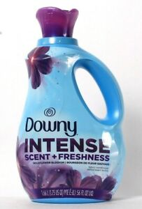 1 Ct Downy 56 Oz Intense Scent & Freshness Wildflower Blossom Fabric Conditioner