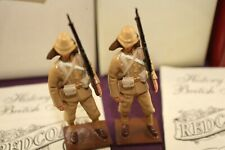 W Britain Redcoats 2 x 44006 Guardsman Grenadier Guards 1898