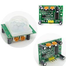HC-SR501 Ajuste IR Piroeléctrico Infrarrojo Sensor de movimiento PIR Detector