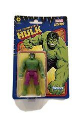 Hasbro Marvel Legends Kenner Retro Incredible Hulk