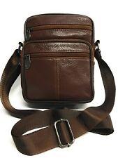 Bolsos de hombre bandolera de piel color principal marrón  f428c69f140c