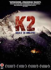 K2: Siren of the Himalayas,New DVD, Chris Szymiec, Jake Meyer, Gerlinde Kaltenbr