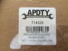APTY Engine Coolant Recovery Tank Front APDTY 714328
